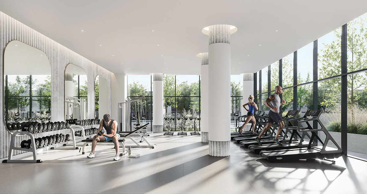 Perch - Fitness Centre